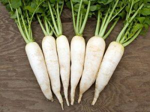 Mặt nạ củ cải trắng – thần dược giúp điều trị nám da hiệu quả