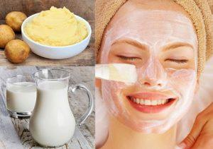 5 loại mặt nạ chống nắng tự nhiên thần kỳ giúp điều trị nám